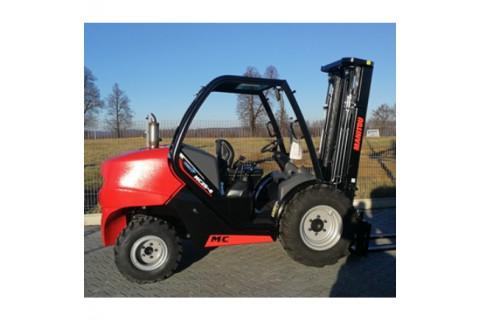 Wózek widłowy używany MANITOU MC 25-4