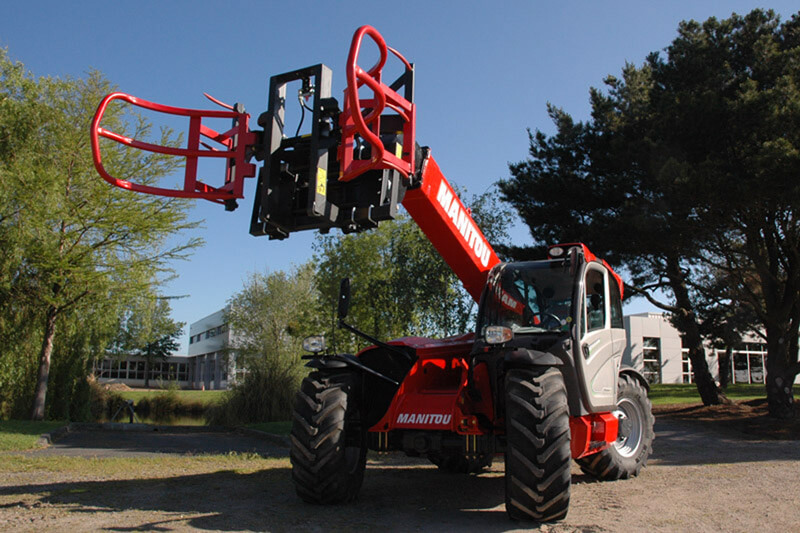 Mix Bale Clamp