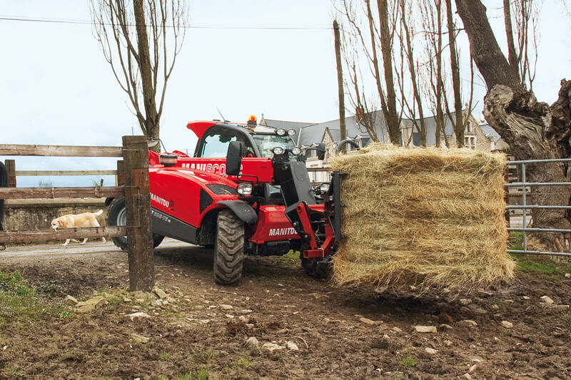 Bale Clamp Classic 2x4